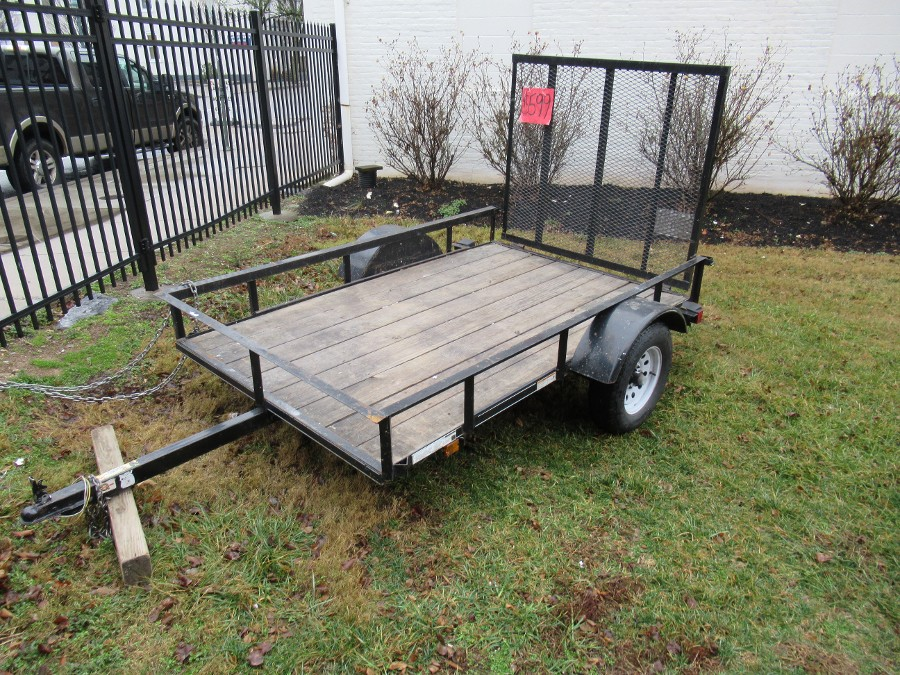 2019 Carry On Tsc00629 trailer $599 with clear title
